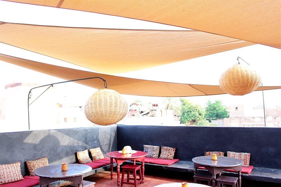 Best Kept Secret Terrasse Des Epices In Marrakech As The Bird