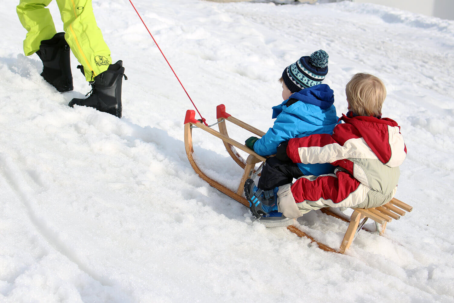 Travel Advice: Packing List for a Toddler's First Ski Trip