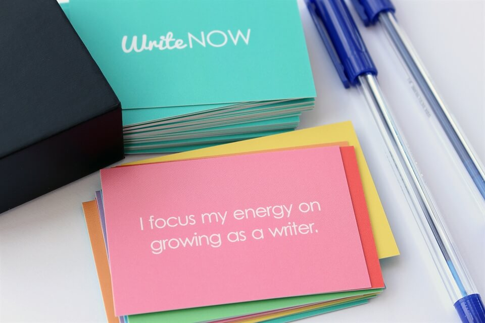 On Writing:Why Writers Need Writing Affirmations