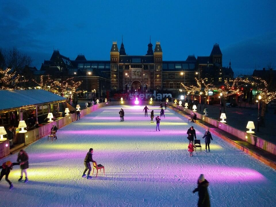 Amsterdam Travel: Christmas in Amsterdam