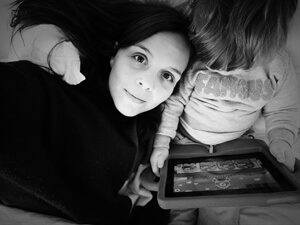 On Motherhood: In Defence of Screentime
