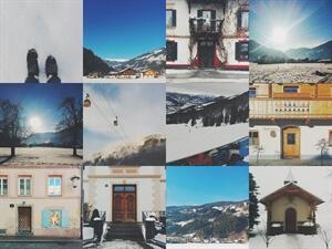 Twelve littlephotos from Zillertal, Austria