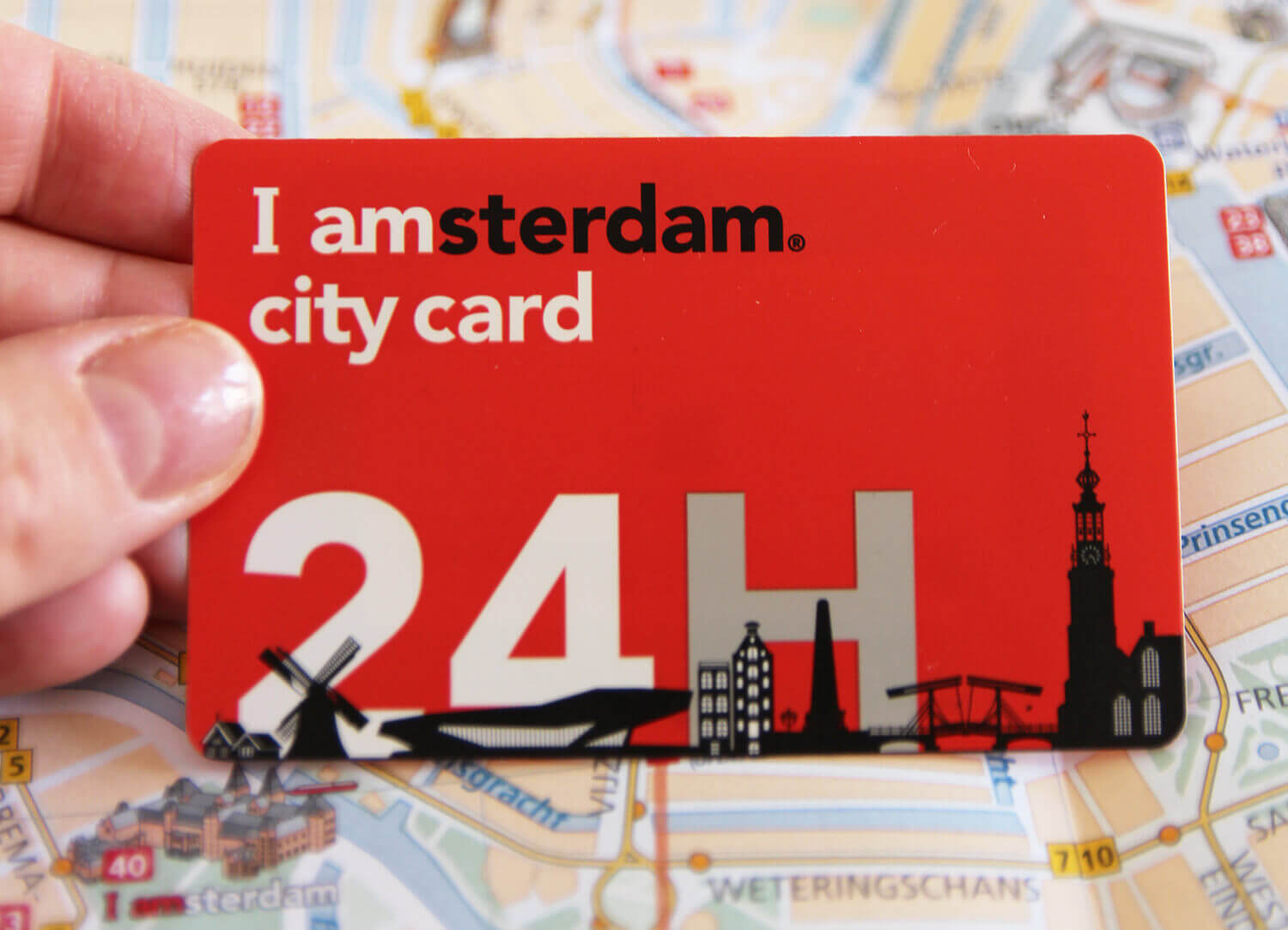 Amsterdam City Pass: Is the I amsterdam City Card worth it? : As the