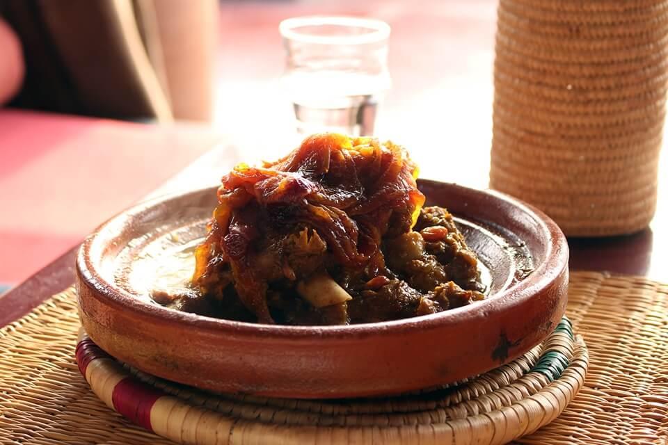 Best Kept Secret Terrasse Des épices In Marrakech As The