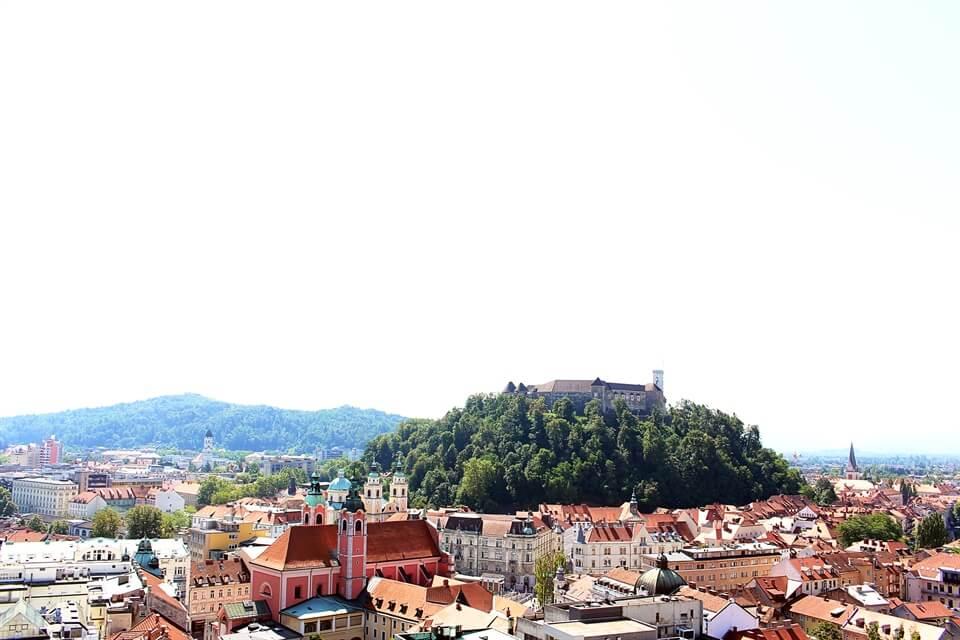 City Guide: A Weekend Summer City Break in Ljubljana
