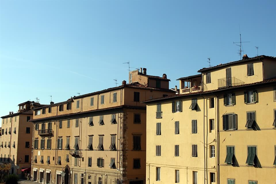 In photos: A weekend in Lucca, Tuscany