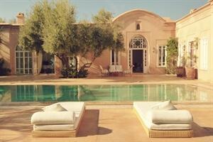 Hotel, Motel, Holiday Inn: Luxury in Marrakech