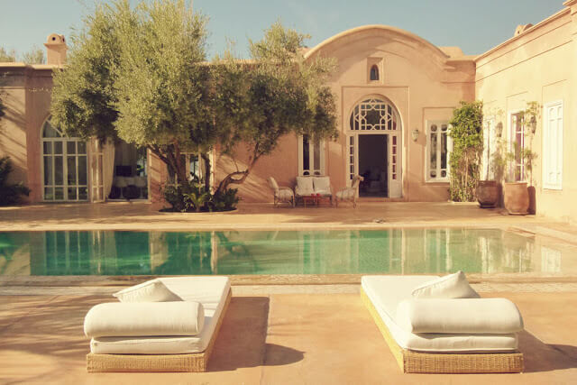 Morocco Travel: A Luxury AirBnb in Marrakech