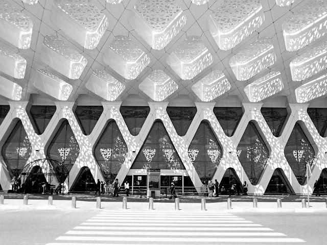 In photos: Marrakech Airport, Morocco