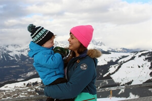 Family Travel: A Family Ski Holiday in Hopfgarten, Austria