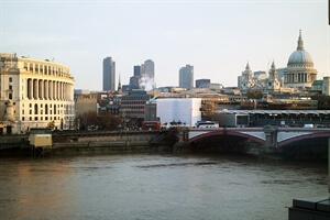 London Travel: Review of Mondrian London Hotel