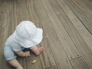 A Diary of Motherhood: Week Forty-Six