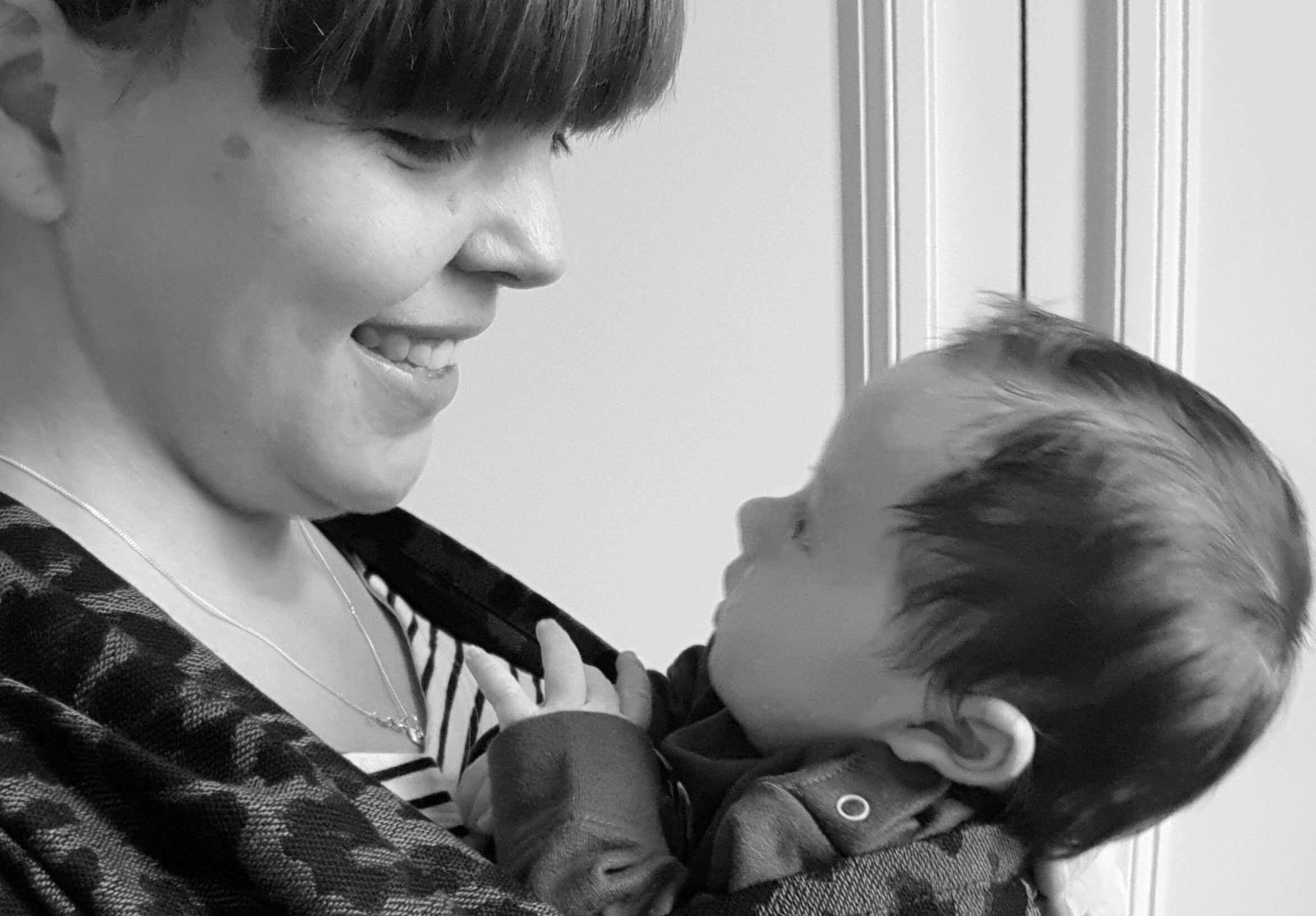 A Diary of Motherhood: Second Chapter - Week Four