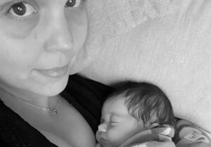 A Diary of Motherhood: Second Chapter - Week Three