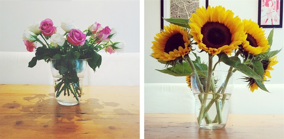 My Thoughts: Buy Yourself Flowers, Now.