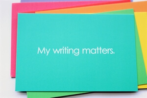 On Writing: Tips for Building a Regular Writing Habit