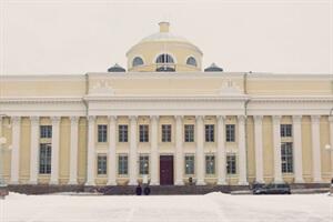 Best Kept Secret: The National Library of Finland in Helsinki