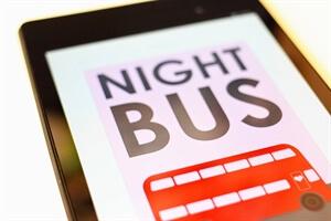 MusicMonday: Night Bus Playlist(& Free Ebook)