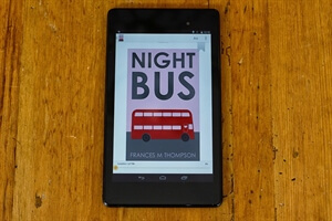 My Books: Night Bus' Ten Unusual Influences
