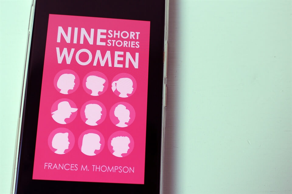 Nine Women: Short Stories - Out Now!