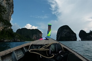 Travel Stories: Why I didn't like Railay Beach.
