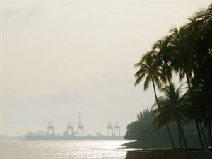 Love on an island: Penang