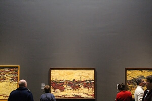 In photos: A morning at the Rijksmuseum