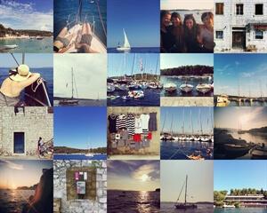 Twenty little photosfrom Croatia