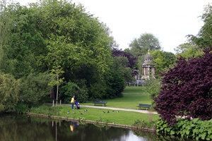 In photos: Sarphatipark in Amsterdam