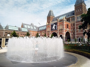 Best Kept Secret: Free Art and Fun in Rijksmuseum Garden