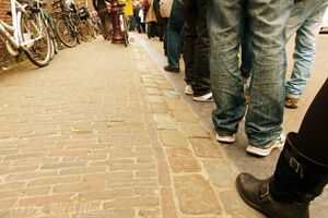 My Thoughts: Why you should queue for Anne Frank House