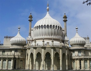 A photo from... The Royal Pavilion, Brighton