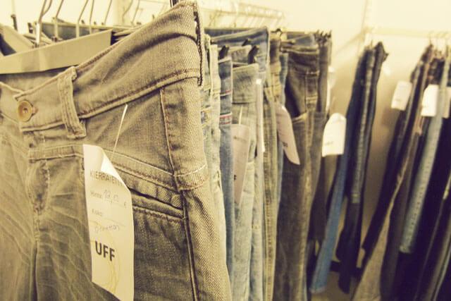 Best Kept Secret: Uff Charity Shops in Finland
