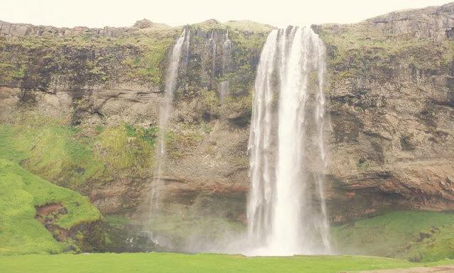 In photos: Behind the Waterfall, Seljalandsfoss