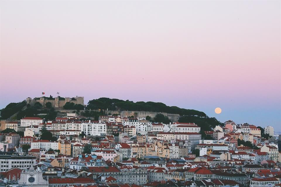 PortugalTravel: A Girls' Weekend in Lisbon- City Guide