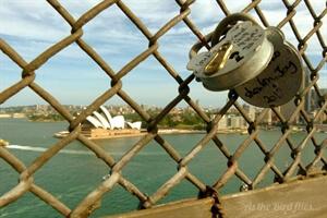In photos: Love locks around the world