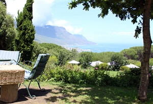 Brunch with a view at the Roundhouse in Cape Town