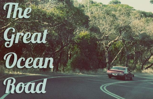 In photos: The Great Ocean Road