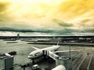 Words from my Stories: The Lost Children of Gatwick Airport