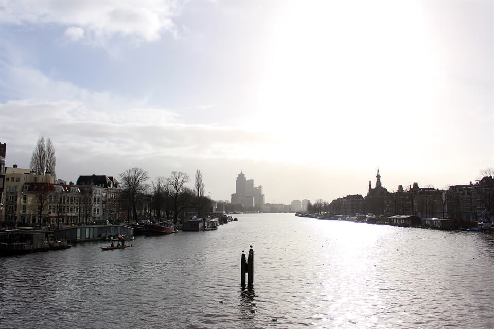 A letter to...The River Amstel