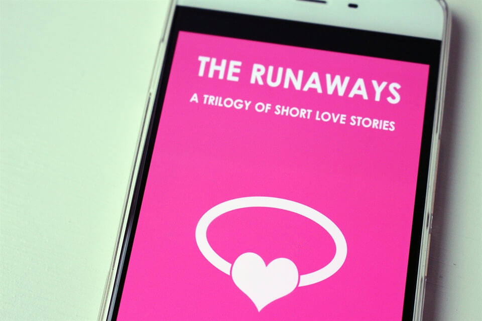 Words from my Stories: The Runaways