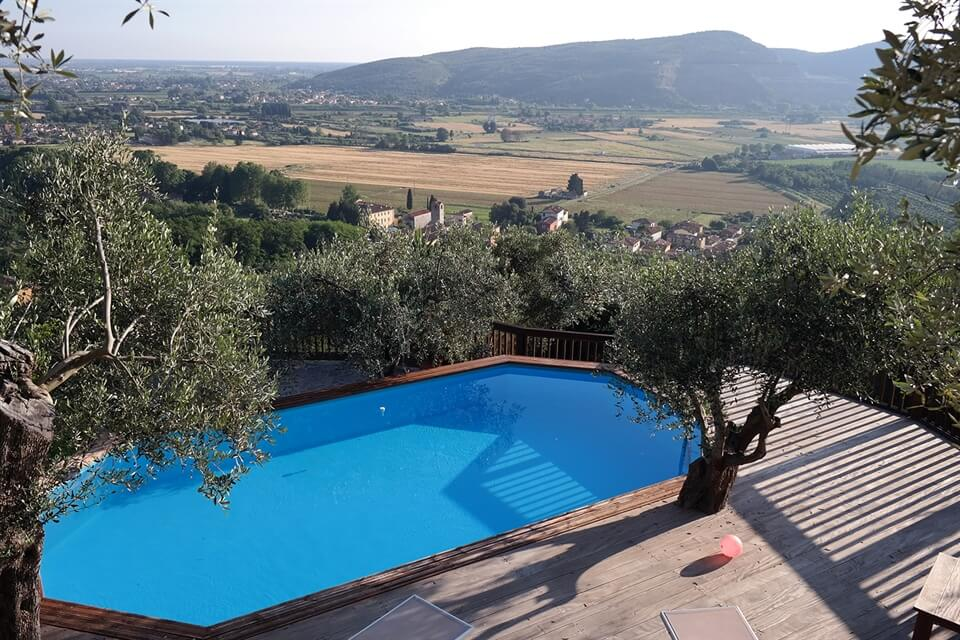 In photos: A short holiday in Tuscany