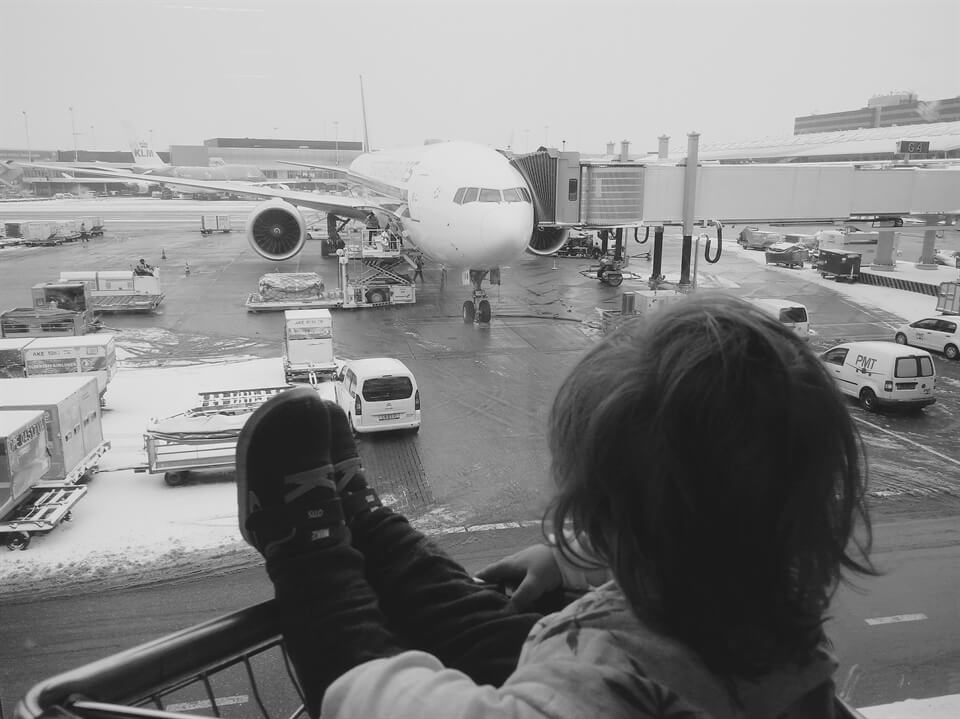 Travel Advice: Tips for Flying with a Young Toddler (of 18 Months)