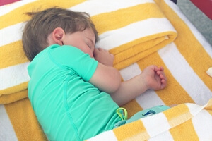 Travel Advice: How to Help a Toddler with Jet Lag