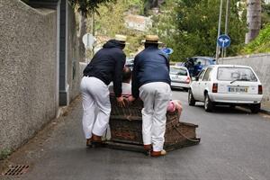 Travel: Funchal Cable Car & Tobogganingin Madeira