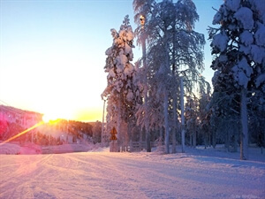 First Impressions: Levi in Finnish Lapland