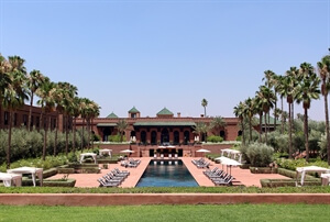 Luxury Travel: Review of the Selman hotel in Marrakech