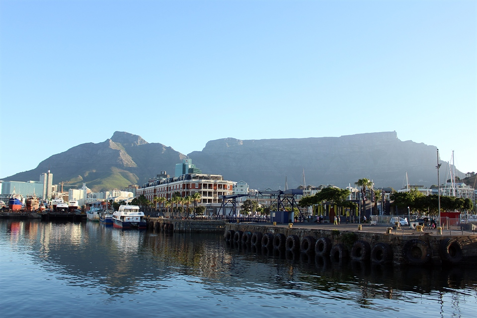 First Impressions: Cape Town, South Africa