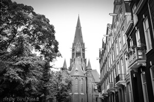 Dreaming in Black & White - Amsterdam (again)