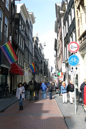 Amsterdam Travel: A Walking Tour of the Red Light District